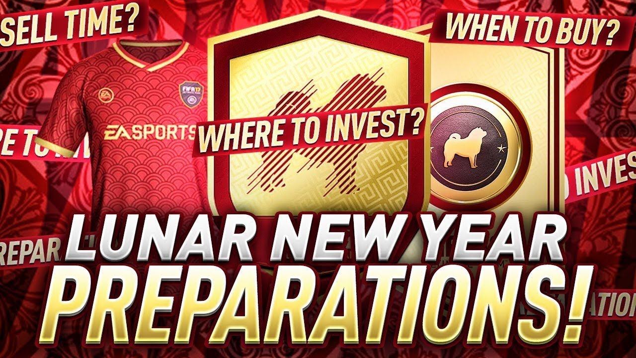 LUNAR NEW YEAR! WHAT IS IT & MARKET IMPACTS? FIFA 19 Ultimate Team