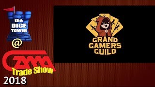 Grand Gamers Guild presents Endeaver: Age of Sail at GAMA 2018!
