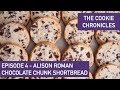 Alison Roman Chocolate Chunk Shortbread Ep 4 Cookie Chronicles In Partnership w/ Guittard Chocolate