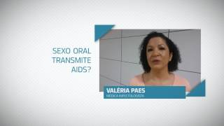 Aids por sexo oral
