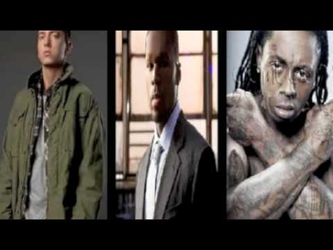 New song: Eminem Ft 50 cent & Lil Wayne  Anthem of the kings
