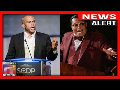 ALERT: Failing 2020 Dem Says He's WILLING to Meet With Nation of Islam Leader Louis Farrakhan