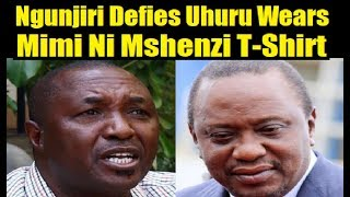 Jubilee MP Wants Uhuru To Resign Immediately