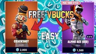FREE V Bucks Glitch In Fortnite Battle Royale PS4/XBOX1/PC (EASY FORTNITE V BUCKS GLITCH)