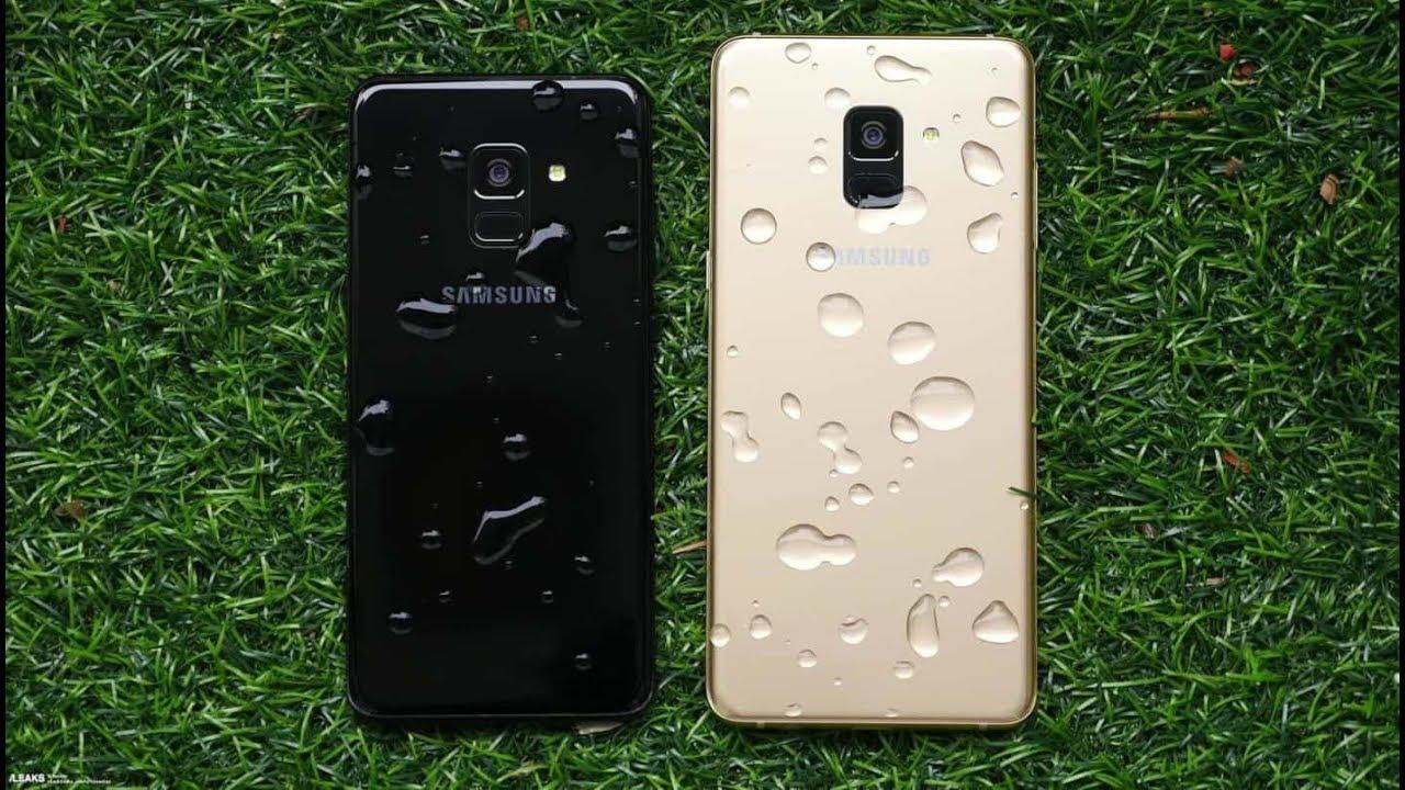 Hp Terbaru Januari 2018 Samsung Galaxy A8 2018 Harga Dan Spesifikasi
