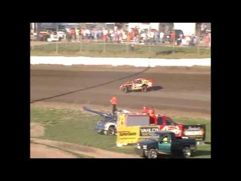 Eagle Raceway Sport Mod Heat 1 on 8-27-16