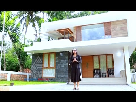2200 Sq Ft Contemporary style 3 Bed Room Home in Paravur   Dream Home 11 JUN 2016