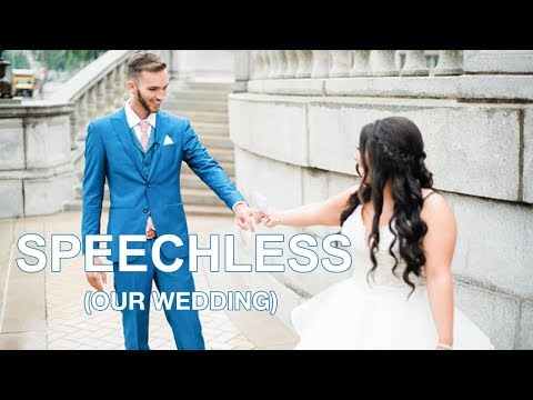 Speechless by Dan and Shay (Our Wedding Video)