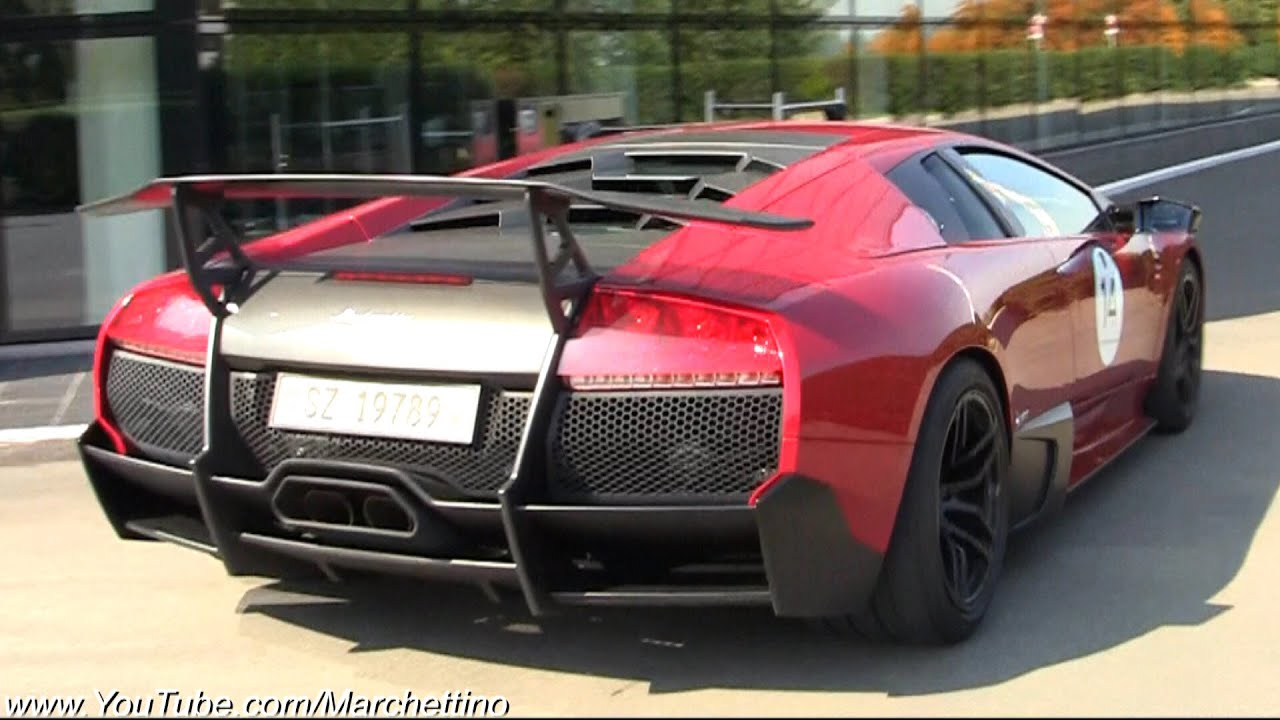 lamborghini murcielago sv kreissieg f1 exhaust sound youtube. Black Bedroom Furniture Sets. Home Design Ideas