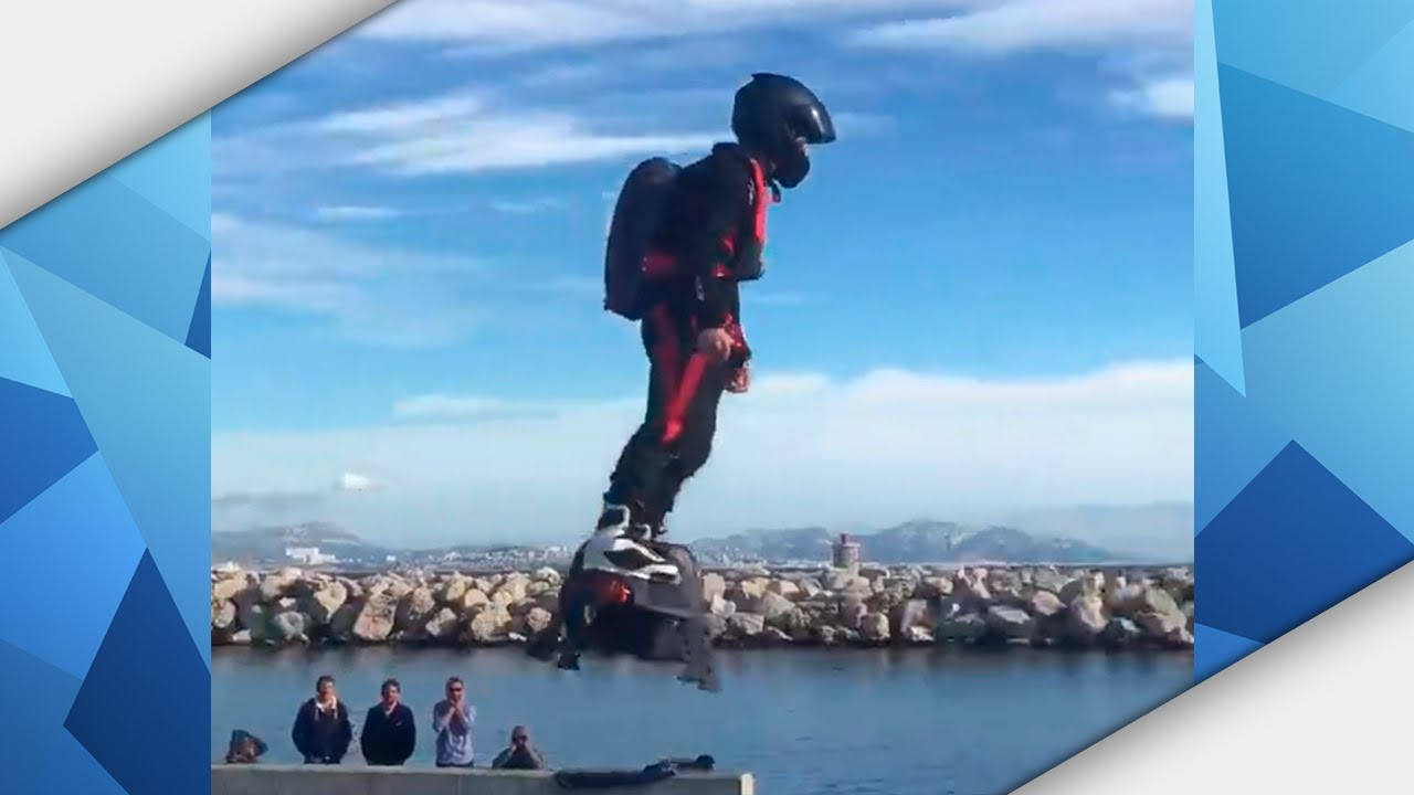 Флайборд шоу в Москве FLYBOARD SHOW Official by ZR® 2016 Show demo .