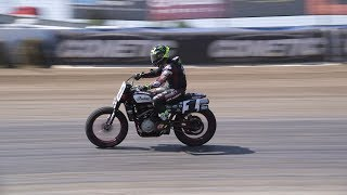 Jared Mees Races With Rekluse