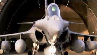 Flying the Dassault Rafale