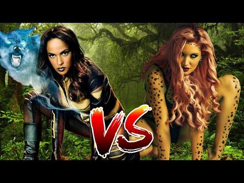 Vixen VS Cheetah | BATTLE ROYALE