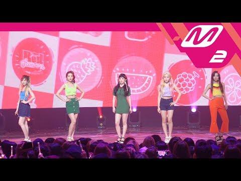 [MPD직캠 4K] 레드벨벳 직캠 빨간맛 Red Flavor Red Velvet Fancam @엠카운트다운_170720