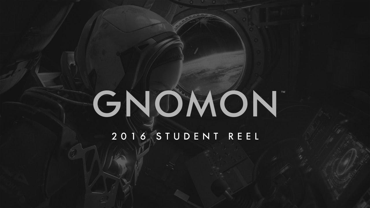 Gnomon School 2016 Student Reel