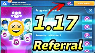 Mech Arena 🤩 How To Earn ACOINS Using Referral Invite 1.17 New Update Info