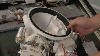 Bosch Dishwasher Pump Gasket Replacement #00263102