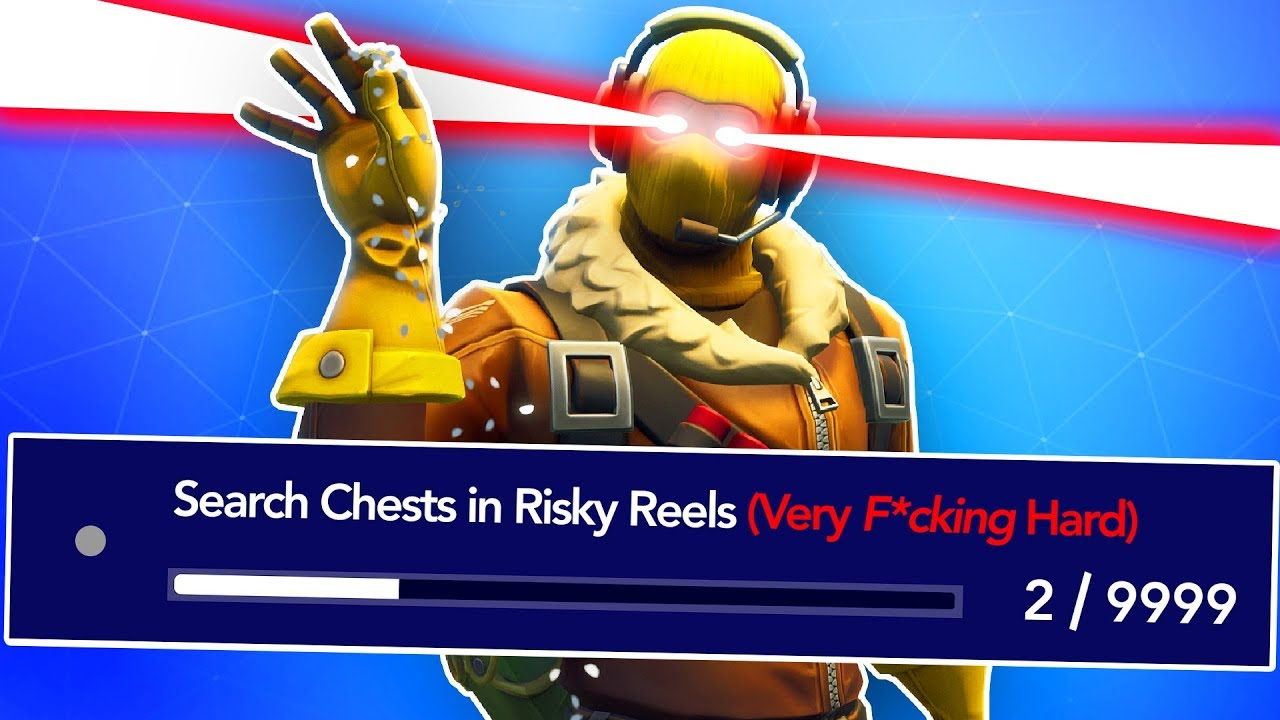 Search Chests in Risky Reels (EZ)