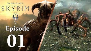 The Elder Scrolls V: Skyrim® -  Opening 30 Minutes [Nintendo Switch   Bethesda]