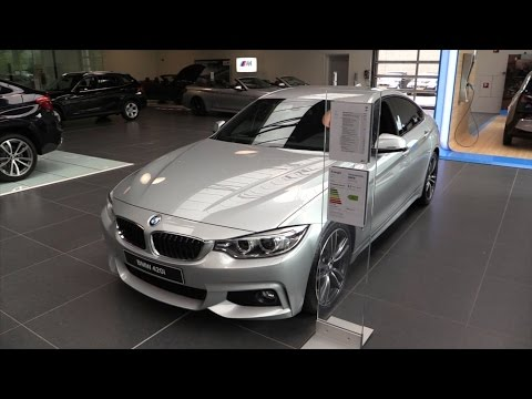 BMW 4 Series Gran Coupe 2017 In Depth Review Interior Exterior