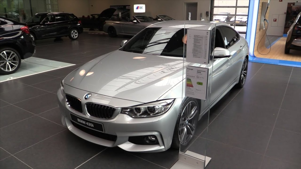 BMW Series Gran Coupe In Depth Review Interior Exterior - Bmw 4 series interior