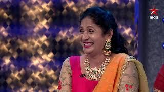 Rajitha Family vs Jayalakshmi Family chesina super fun in #F3  Tomorrow at 11:30 AM