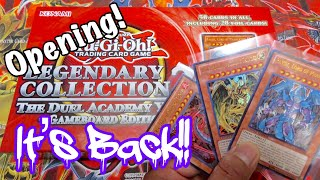 Yu-Gi-Oh! Legendary Collection 2 Unboxing! Sacred Beasts, Elemental Heroes, and more cool REPRINTS!!