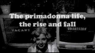 Marina & The Diamonds Karaoke: Primadonna (w/ Lyrics)