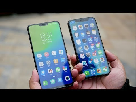 Vivo X21 - Best Android Phone With NOTCH