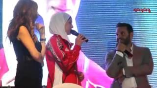 بالفيديو.. تفاصيل حديث حازم إمام وهداية ملاك في نادي الصيد