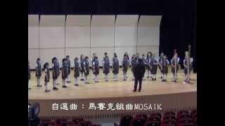 1030305臺中市文心國小直笛樂團參加102學年度 全國學生音樂比賽中區決賽榮獲國小組直笛合奏 優等第一名