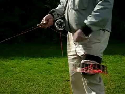 Fly Fishing John Coles using Flexi-Stripper