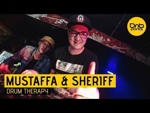 Mustaffa & Sheriff - Drum Therapy [DnBPortal.com]