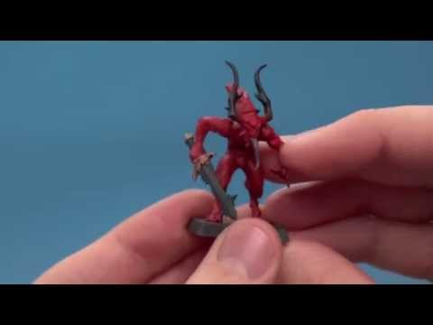How to Paint: Citadel Shade Paints