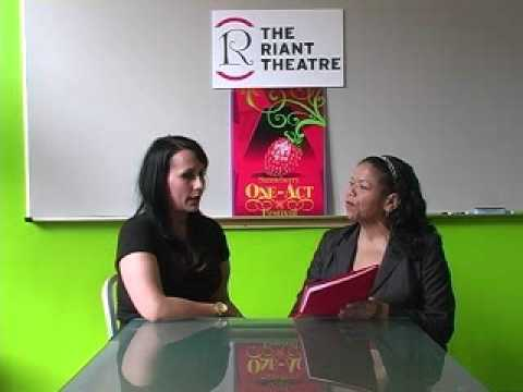 Interview with Anna Governali, a playwright