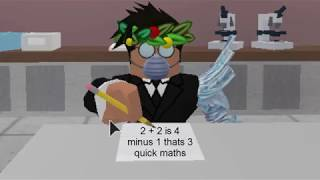 Quickmaths in roblox