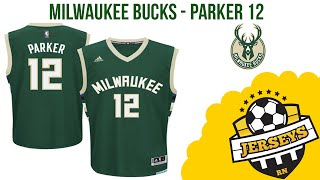 Unboxing #25 Milwaukee Bucks - AliExpress