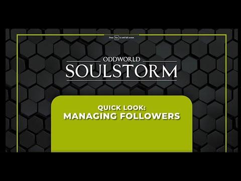 Quick Look: Managing Followers