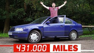 The Pros & Cons Of Owning A +400,000-Mile Car thumbnail