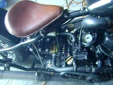 diesel motorcycle running 2