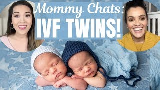 Conceiving TWINS *EMOTIONAL* IVF Success Story! GETTING PREGNANT WITH TWINS AFTER INFERTILITY | TTC