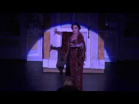 NC Theatre's Drowsy Chaperone starring Clay Aiken & Beth Leavel