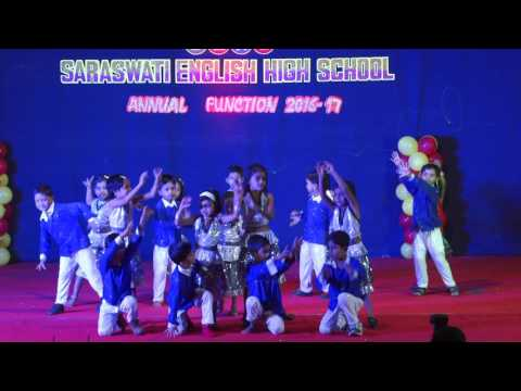 Annual Day Function 201617 : Hum to Hain Aandhi