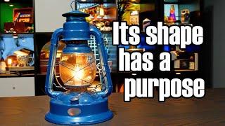 Why do hurricane lanterns look like that?