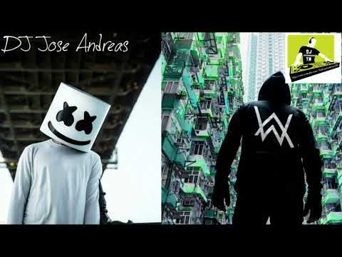 Marshmello Alan Walker Let Me Go New Song 2017 Official V