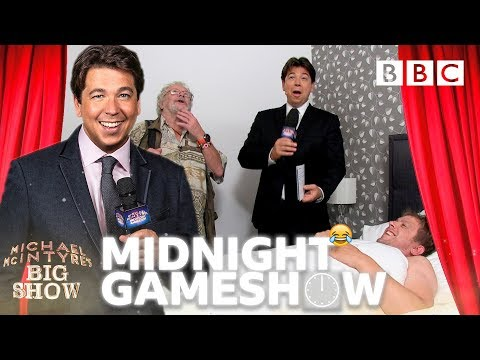 Download Youtube: Midnight Gameshow: Dean and Zoe - Michael McIntyre's Big Show: Series 3 Episode 1 - BBC One