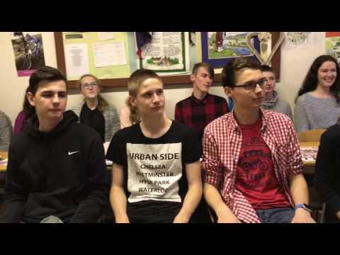Hodina ANJ - Pentatonix song | PGJB Trenčín