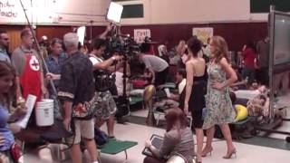 Behind The Scenes, 7-27-07, on the set of Weeds,  Season 3, Episode 15,  Clip2