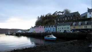 Scotland - Portree, Isle of Skye
