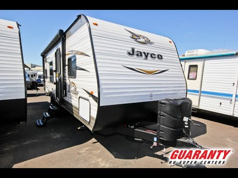 Creative 2018 Jayco Jay Flight SLX 264 BHW Baja Edition Travel Trailer